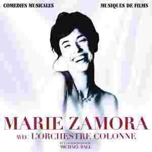 Marie Zamora 歌手頭像
