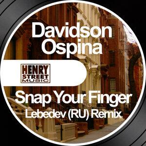 Davidson Ospina 歌手頭像