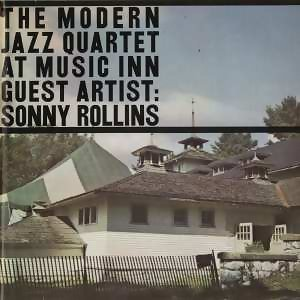 The Modern Jazz Quartet w/Sonny Rollins (現代爵士樂四重奏/與桑尼˙羅林斯) 歌手頭像