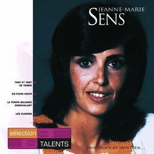 Jeanne-Marie Sens 歌手頭像