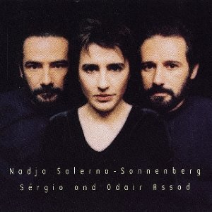 Nadja Salerno-Sonnenberg, Sergio And Odair Assad アーティスト写真