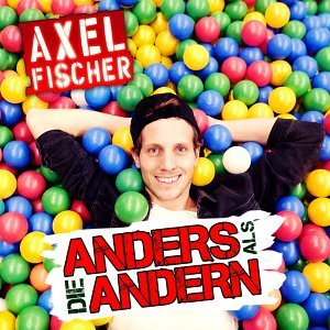 Axel Fischer Artist photo