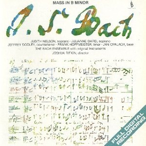 Joshua Rifkin/The Bach Ensemble 歌手頭像
