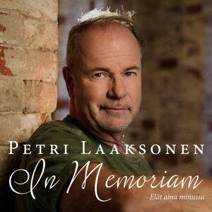 Petri Laaksonen 歌手頭像
