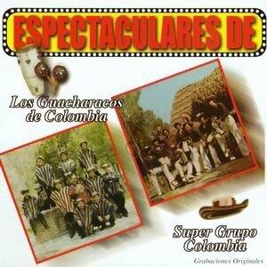 Espectaculares de Los Guacharacos de Colombia y Super Colombia 歌手頭像