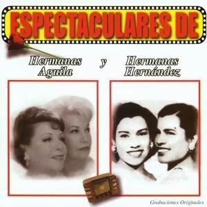Espectaculares de las Hermanas Aguila y Las Hermanas Hernandez 歌手頭像