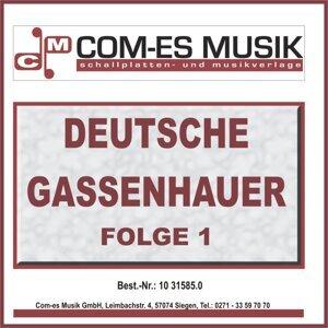 Deutsche Gassenhauer 歌手頭像