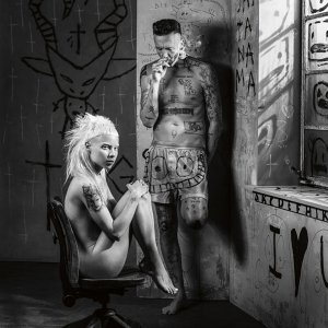 Die Antwoord 歌手頭像