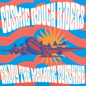 Cosmic Rough Riders