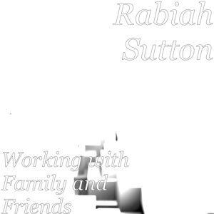 Rabiah Sutton Artist photo
