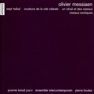 Olivier Messiaen 歌手頭像