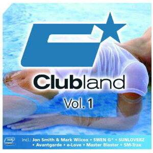 Clubland Vol. 1 歌手頭像
