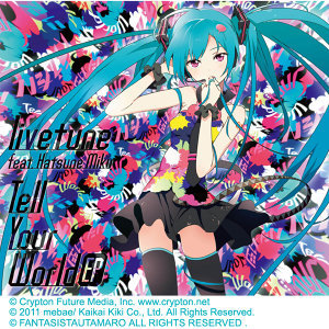 livetune feat. 初音未來