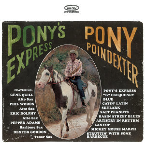 Annie Ross & Pony Poindexter 歌手頭像