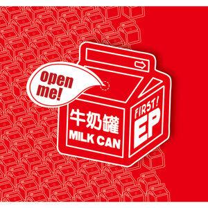 牛奶罐樂團 歌手頭像