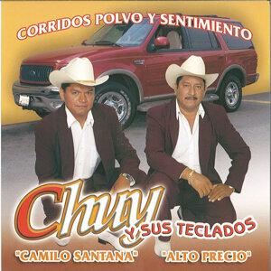 Chuy Y Sus Teclados 歌手頭像
