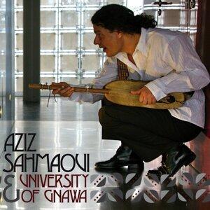 Aziz Sahmaoui 歌手頭像