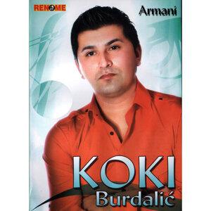 Koki Burdalic 歌手頭像