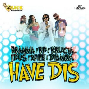 Bramma featuring RP, Krucial, IDus, Xfile, Diamond D 歌手頭像