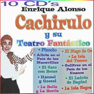 Enrique Alonso 歌手頭像