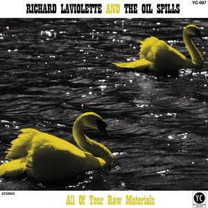 Richard Laviolette and the Oil Spills