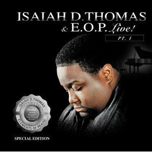 Isaiah D. Thomas 歌手頭像