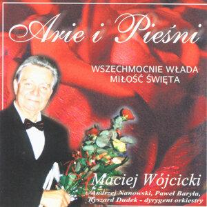 Maciej Wojcicki 歌手頭像
