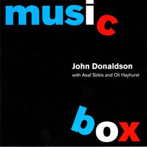 John Donaldson 歌手頭像