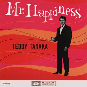 Teddy Tanaka 歌手頭像
