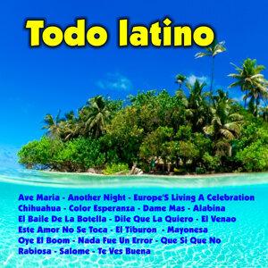 Banda Latina Sol y Salsa 歌手頭像