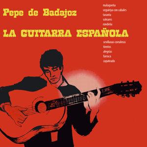 Pepe De Badajoz 歌手頭像