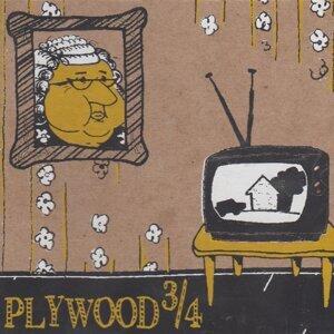 Plywood 3/4