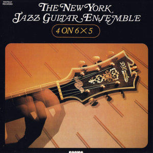 The New York Jazz Guitar Ensemble 歌手頭像