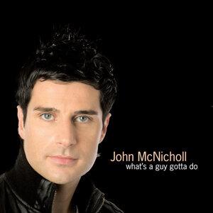 John McNicholl 歌手頭像