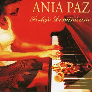 Ania Paz 歌手頭像