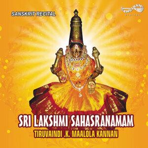 Thiruvaindi K Maalola Kannan 歌手頭像