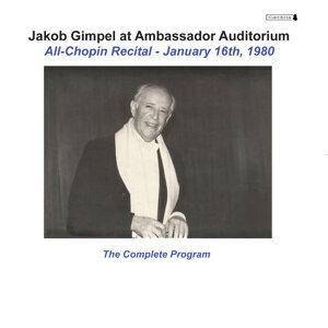 Jakob Gimpel 歌手頭像