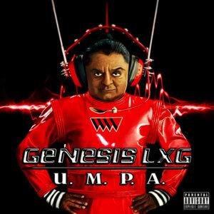 Genesis LXG 歌手頭像
