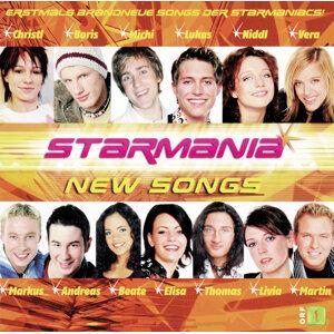 Starmania 歌手頭像