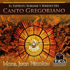 Monseñor Juan Nicolau 歌手頭像