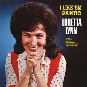 Loretta Lynn (蘿瑞塔琳) 歌手頭像