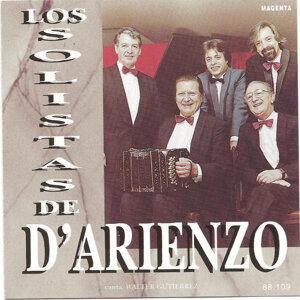 Los Solistas de D' arienzo canta Walter Gutierrez 歌手頭像