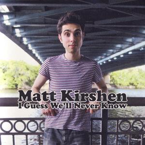 Matt Kirshen 歌手頭像