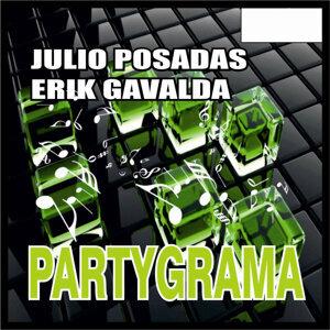 Julio Posadas, Erik Gavalda 歌手頭像