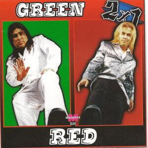 Grupo Green y Grupo Red 歌手頭像