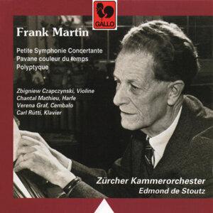 Zürcher Kammerorchester, Zbigniew Czapczynski, Chantal Mathieu, Verena Graf, Carl Rütti & Edmond de Stoutz 歌手頭像