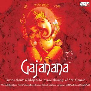 Sadhana Sargam, Mahalakshmi Iyer, Roop Kumar Rathod, Preeti Uttam, J S R Madhukar, Dimple Gill 歌手頭像