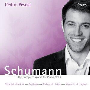 Cédric Pescia 歌手頭像