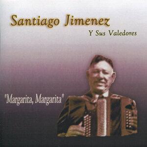 Santiago Jimenez y Sus Valedores 歌手頭像