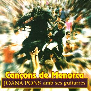 Joana Pons amb ses guitarres